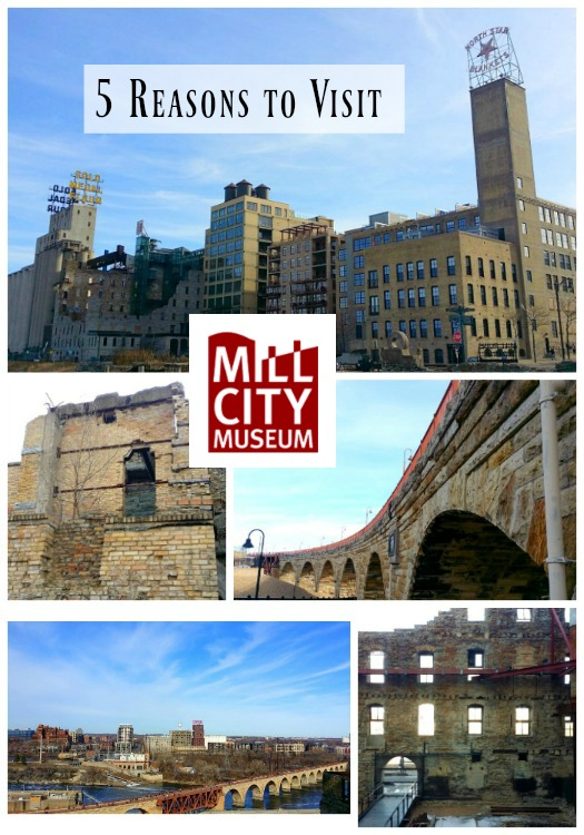5 Reasons to Visit the Mill City Museum in Minneapolis