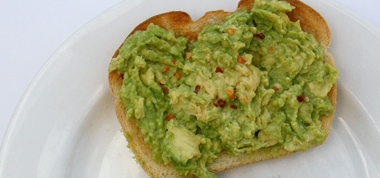 Avocado Toast for Breakfast