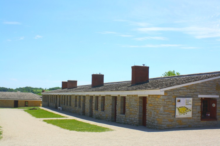 Historic Fort Snelling Shops