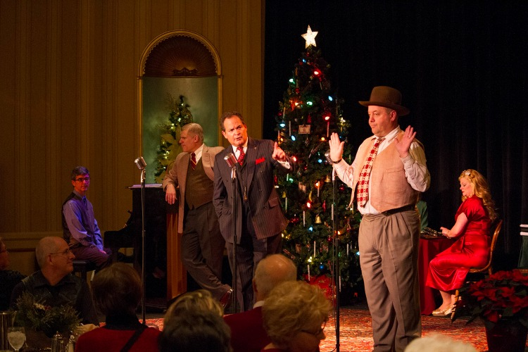 It S A Wonderful Life A Live Radio Play At The Saint Paul Hotel A Giveaway The Mama Report