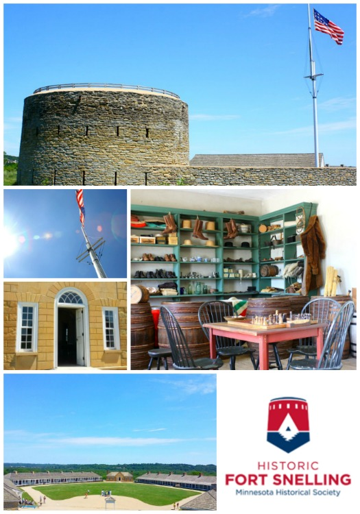 Minnesota Historical Society Historic Fort Snelling