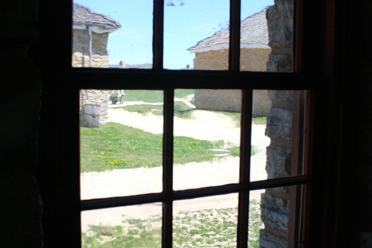 Peeking into the Past at Fort Snelling
