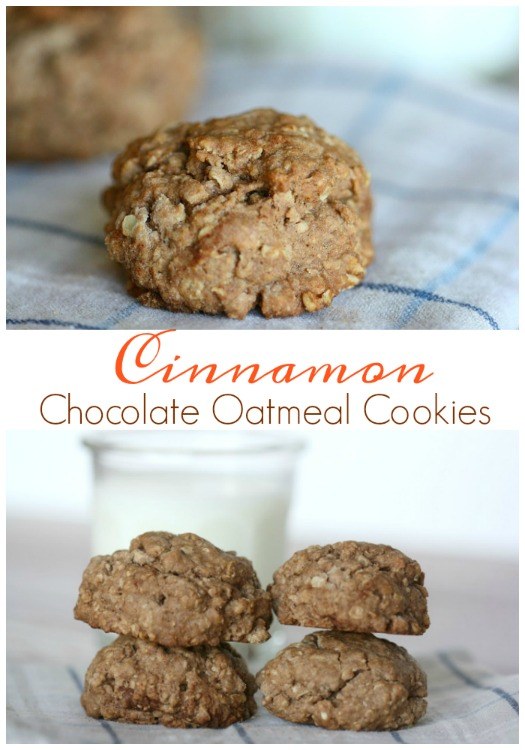 cinnamon-chocolate-oatmeal-cookies-delicious-easy-recipe