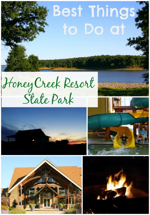 HoneyCreekResortStateParkIowa