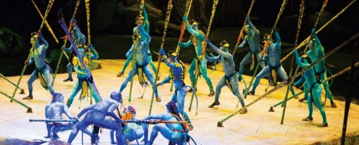 Cirque du Soleil's Toruk – The First Flight in Minneaoplis & a Giveaway