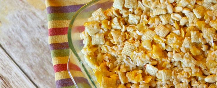 Easy Cereal Bars