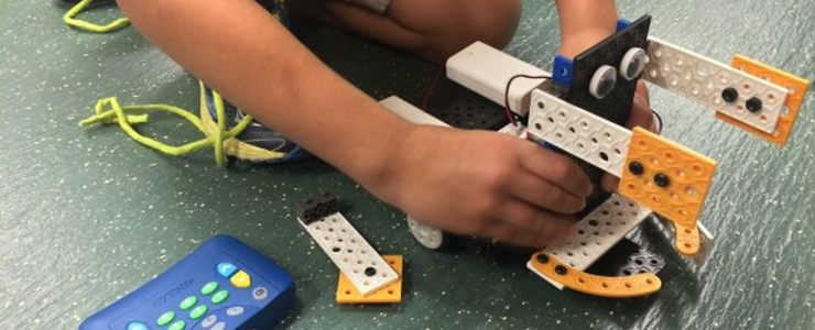 STEAM Science & Robotics Summer Camps 50% Off – Use Code: USFG1750