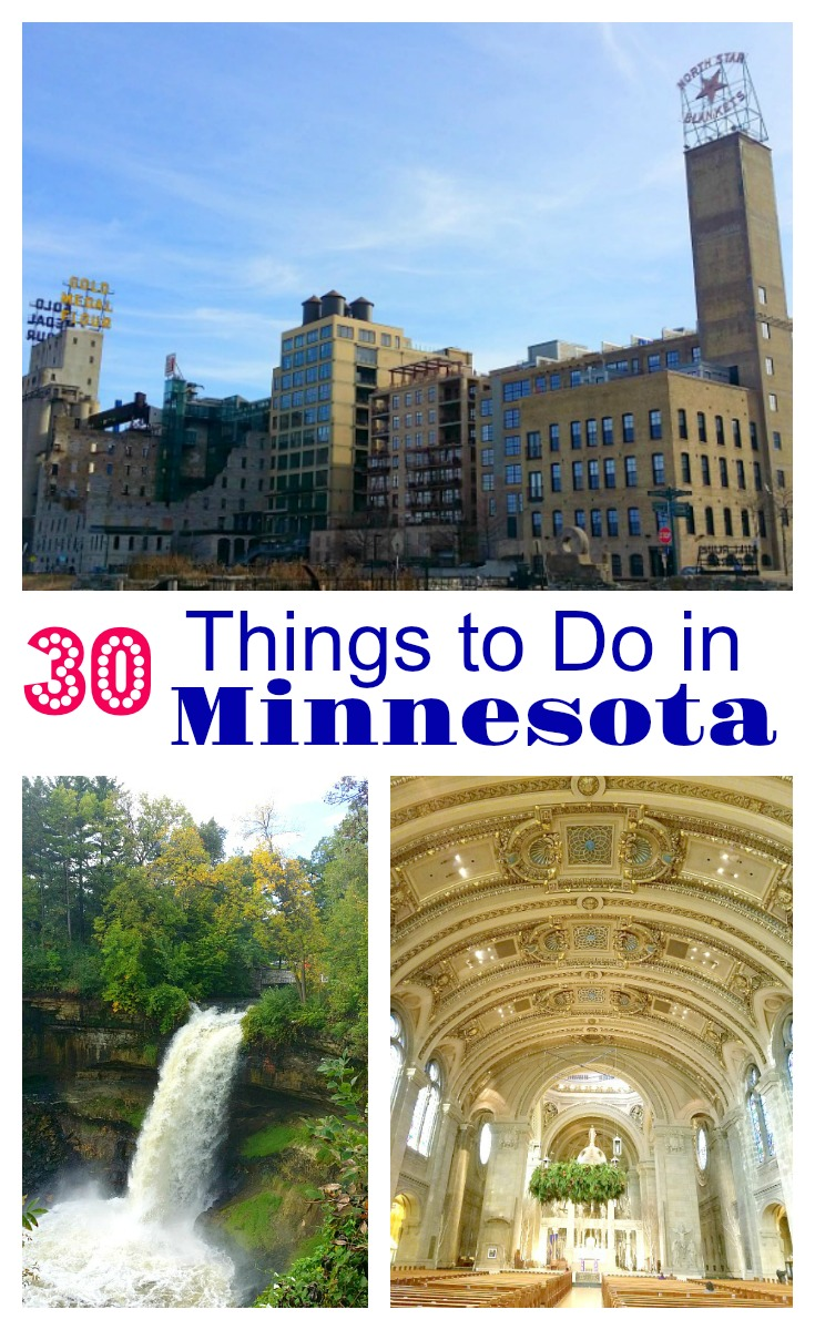 An awesome minnesota bucket list 30 things to do in for List of things to do when building a house