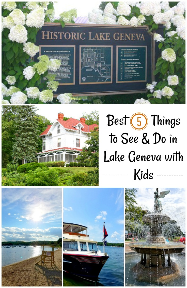 best 5 things to see do in lake geneva with kids the mama report. Black Bedroom Furniture Sets. Home Design Ideas