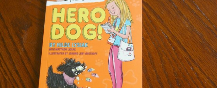 Hilde Cracks the Case: Hero Dog! Giveaway