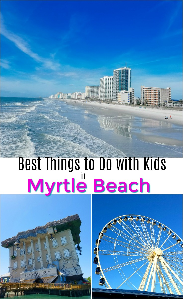 Things To Do Myrtle Beach August