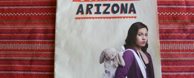 I Come From Arizona with the Children's Theater Company in Minneapolis