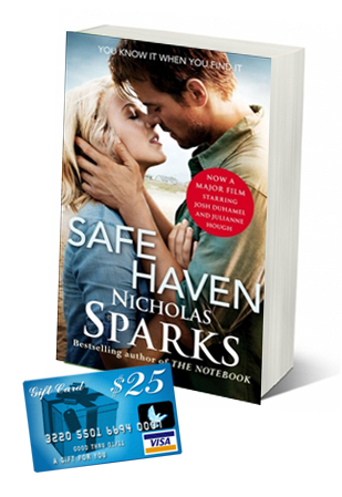 safehaven prize pack