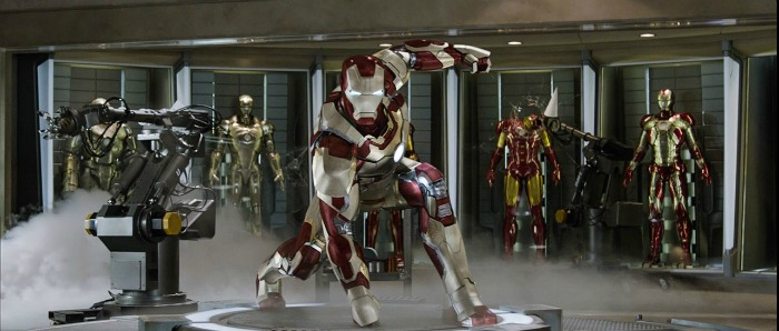 ironman 3 suits