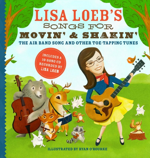 Lisa Loeb Cover_ Movin and Shakin