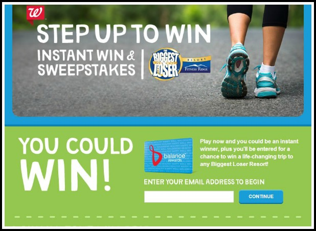 walgreens h steps to win