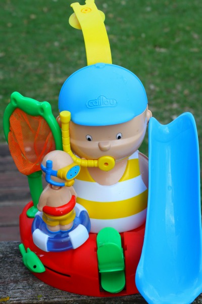 caillou toy