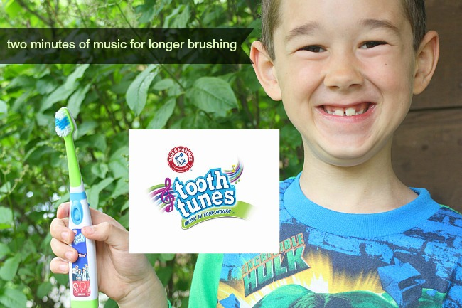 tooth tunes one direction arm & hammer