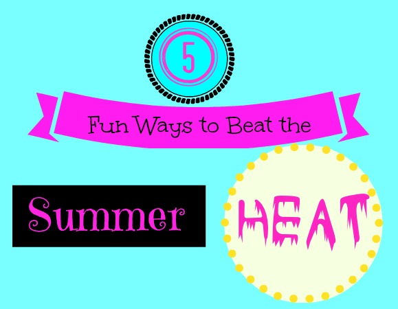 popsicle 5 ways to beat the summer heat
