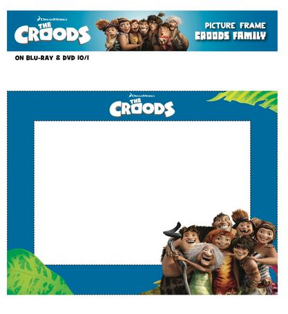 the-croods-picture-frame
