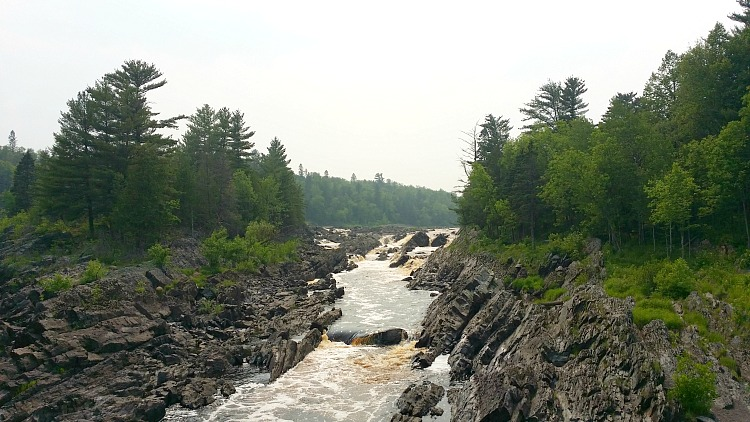 Jay Cooke State Park St Louis River
