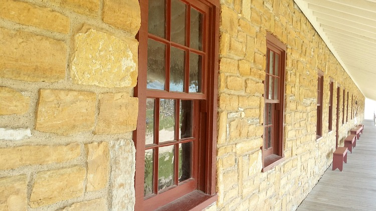 Fort Snelling Walls
