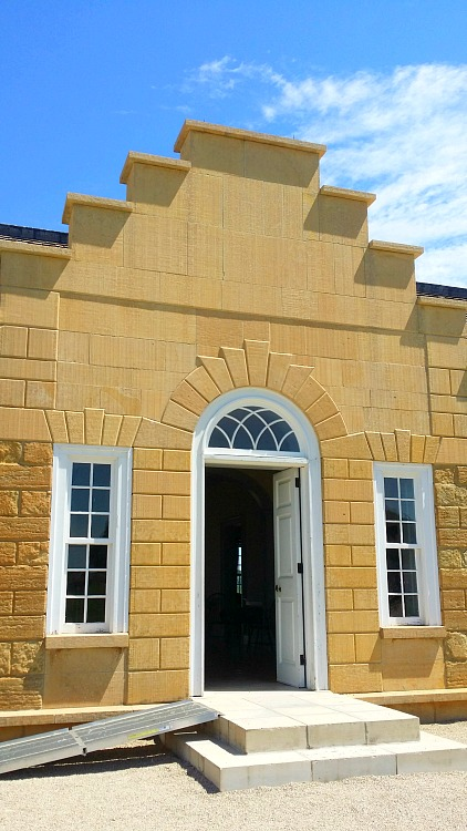 Officer House at Fort Snelling
