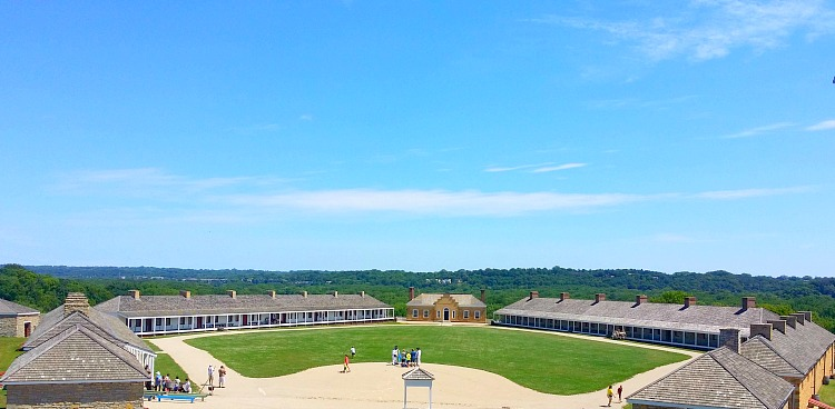 Overview of Fort Snelling