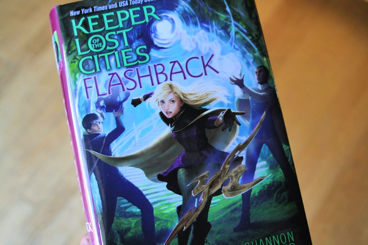 Flashback- Keeper of the Lost Cities